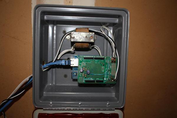 Joe Home Energy Power Monitor Project