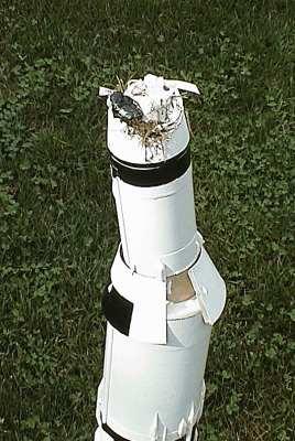 Saturn V Construction
